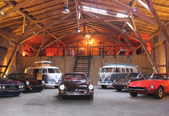 motorkontor Oldtimer Showroom